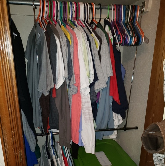 Storage Organization Double Hang Closet Rod Organizer Poshmark